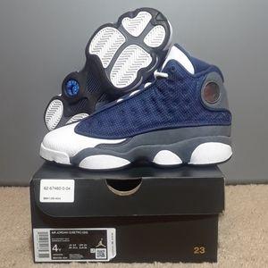 Air Jordan Retro 13 Flint sz 4Y